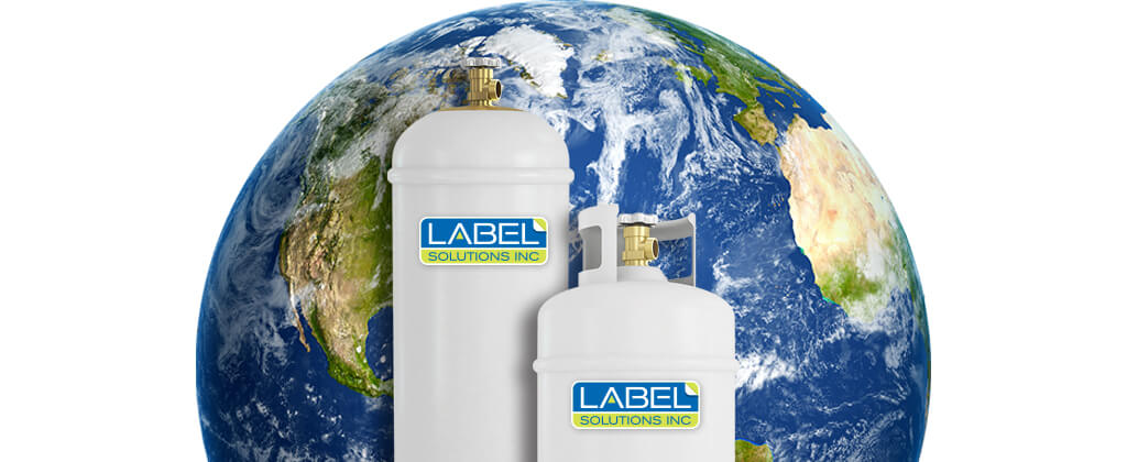 Label Solutions Propane Labels